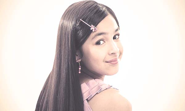 Young Julia Barretto