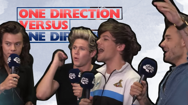Will Liam and Louis Win Against Harry and Niall?
