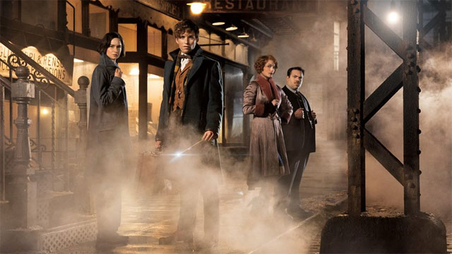 The Fantastic Beasts and Where to Find Them Trailer Is Here