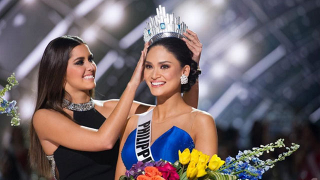 Miss Universe 2015 Pia Alonzo Wurtzbach Was Candy's Youngest Cover Girl Ever