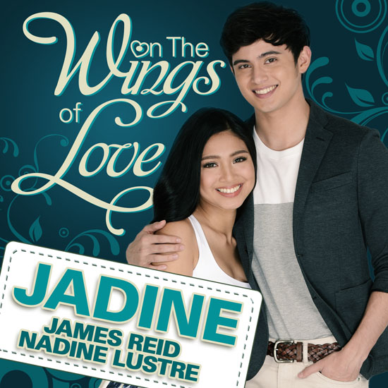 Jadine: Nadine Lustre and James Reid