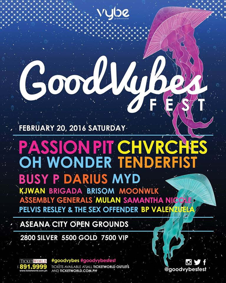Good Vybes Festival