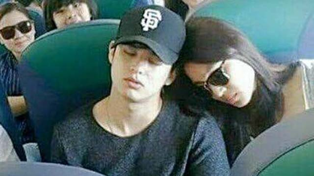 James Reid and Nadine Lustre Speak Up About That Photo of Them Holding Hands