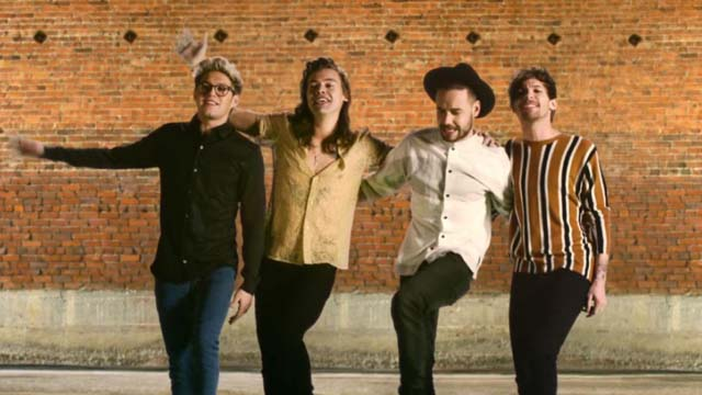5 Things You Have To Know About One Direction's History Music Video