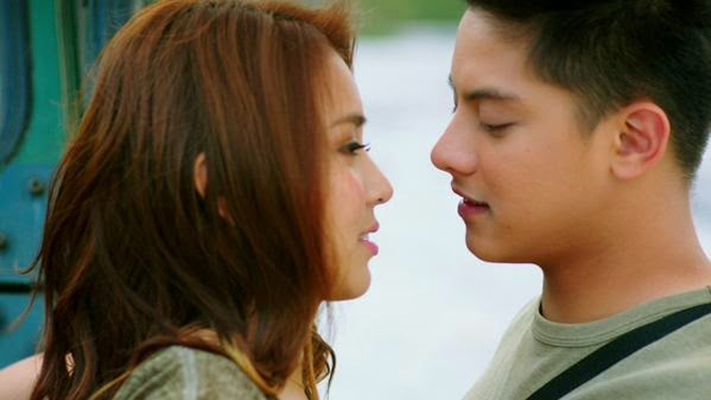 Kathryn Bernardo and Daniel Padilla Kissed Each Other After a Basketball Game