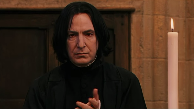 Every Harry Potter Fan Should Watch Severus Snape and the Marauders ASAP