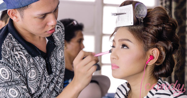 What It's Like Working As a Makeup Artist: Jelly Eugenio