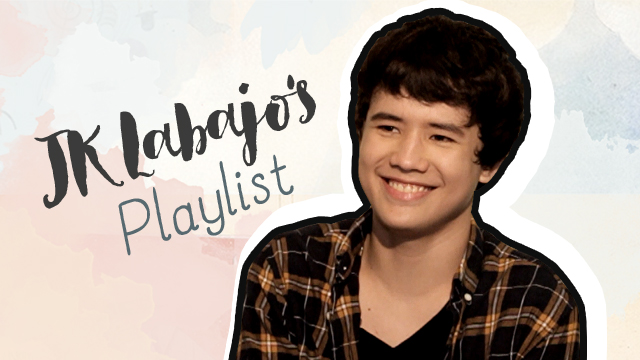 LISTEN: JK Labajo Sings His Playlist for His Crush, for the Candy Girls, and More