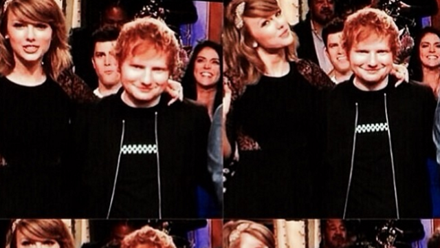This is the Taylor Swift x Ed Sheeran Mash-Up We've All Been Waiting For