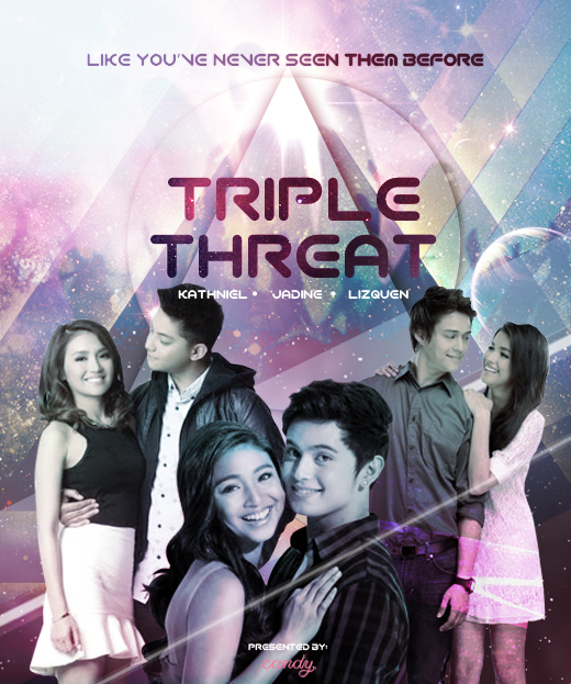 Triple Threat the Concert featuring JaDine, KathNiel, LizQuen