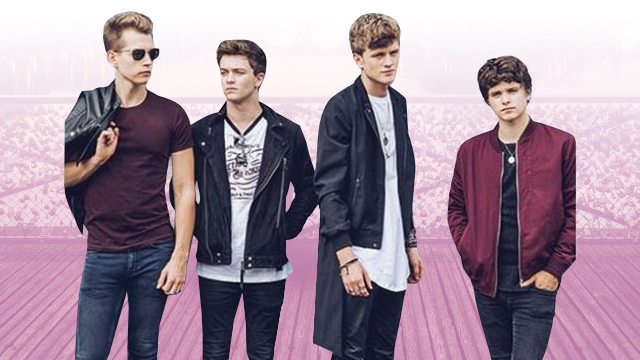 Here's What Happened Behind the Scenes When We Shot The Vamps