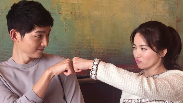 Song Hye Kyo addresed those Song Joong Ki dating rumors