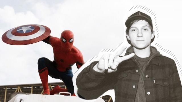 We're Kind of Obsessed with the New Spider-Man