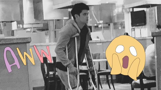 James Reid Got Injured During Their Tour Abroad
