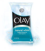 Olay Natural White Bar