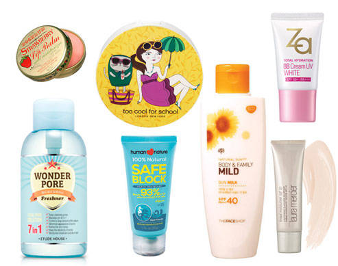 Ask Candy: What Are Your Summer Beauty Product Must-Haves?