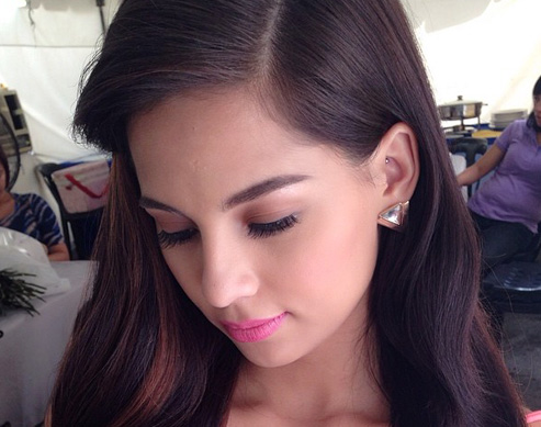 Jasmine Curtis-Smith: Get Her Long Lashes Without Falsies