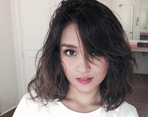 Kathryn Bernardo Short Hair Www Pixshark Com Images