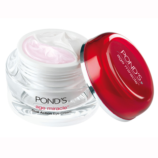 ponds eye cream