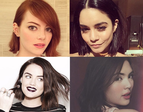 10 Celebrity Lobs We Love Right Now