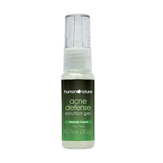 acne defense gel