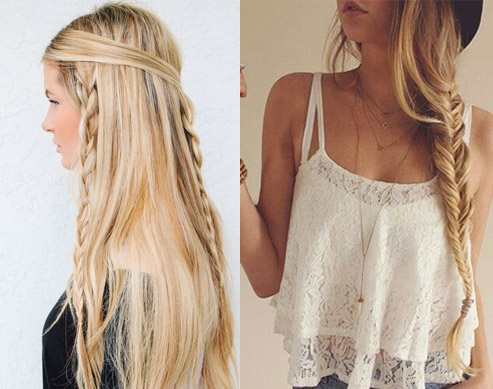 15 Pretty Summer Hairstyles You Need To Try Now