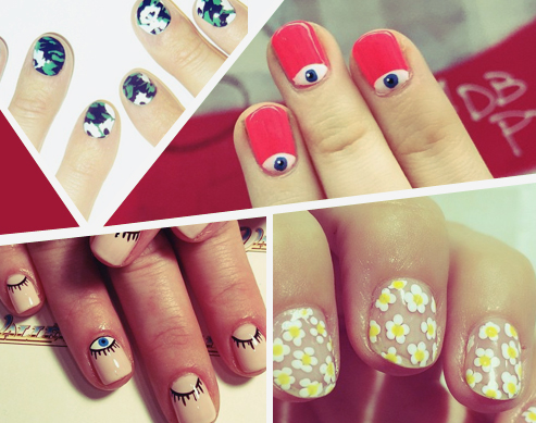 10 Instagram Accounts to Follow for the Best Nail Art Inspo