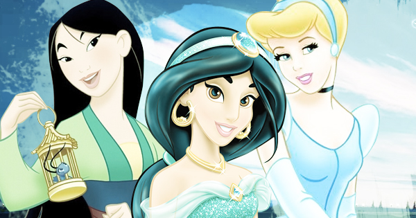 10 Disney Princess Makeup Tutorials You'll Need For Halloween