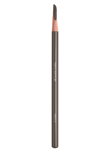 PENCIL  Shu Uemura Hard Formula Eyebrow Pencil   Shu Uemura is available at Power Plant Mall, SM Makati, Alabang Town Center, and Rustan's branches.