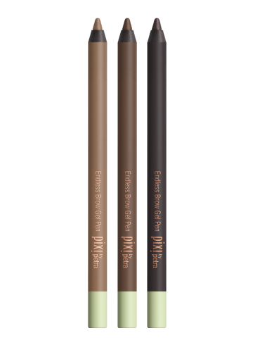 PENCIL  Pixi Endless Eyebrow Gel Pencil  Pixi is available at Glamourbox.ph.