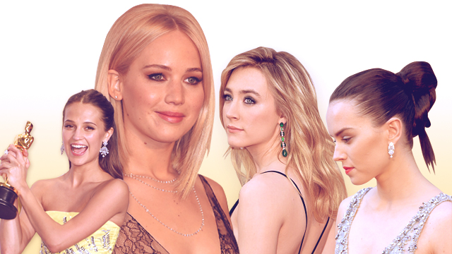 6 Stunning Beauty Looks at This Year's Academy Awards