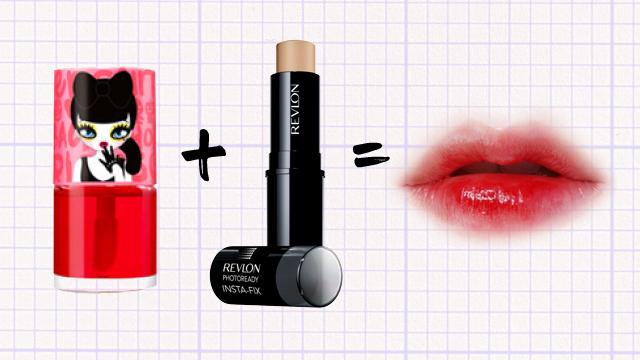 Gradient Lips