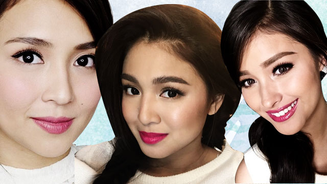 10 Gorgeous Summer Beauty Looks From Nadine Lustre, Kathryn Bernardo, Liza Soberano, and More