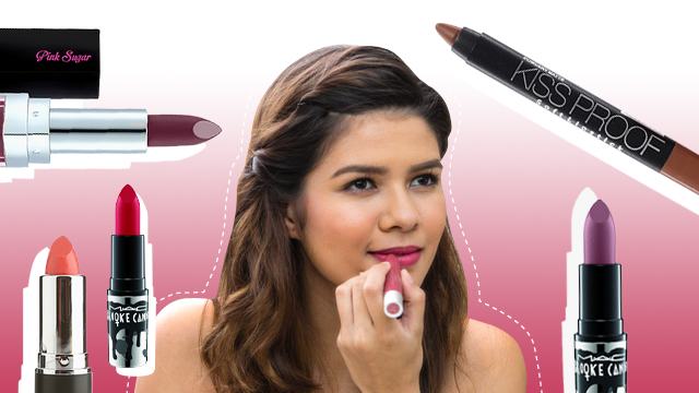 6 Lip Colors That Are Too Cool For The Summer