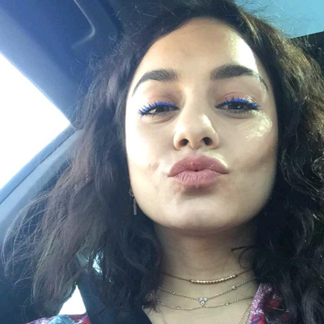 Vanessa Hudgens Snapchat