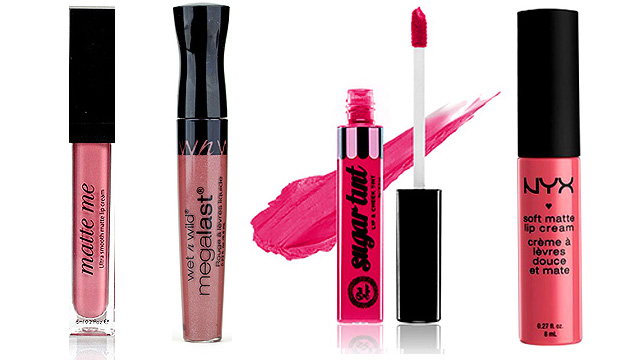 10 Liquid Lipsticks Under P500