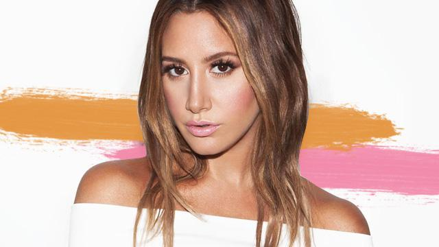 All the Makeup We Want From Ashley Tisdale's Soon-To-Launch Line
