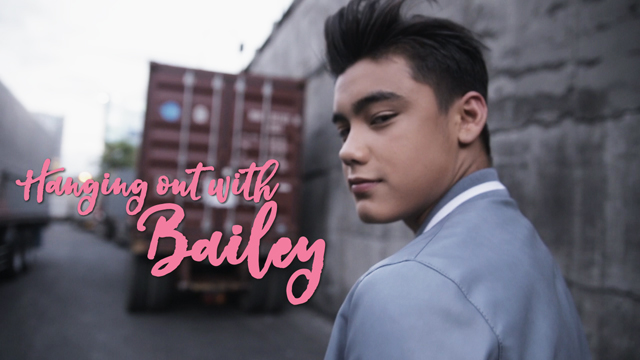 We Got to Hang Out with Bailey May for This Month's Candy Issue