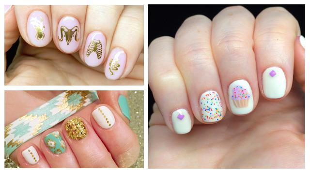 Nail Art Ideas Every Girly Girl Would Love