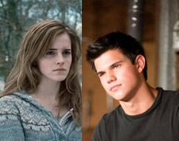 Emma Watson And Taylor Lautner
