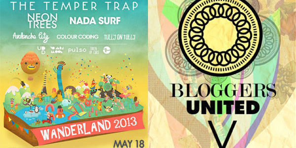 Wanderland and Bloggers United