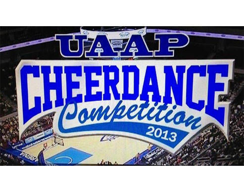 5 Lessons We Learned From UAAP Cheerdance Competition 2013