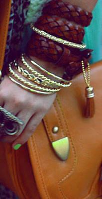 Cheyser Pedregosa's Belt Bracelet
