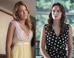 Get The Look: Serena and Blair