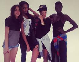 Rihanna Debuts Fashion Line