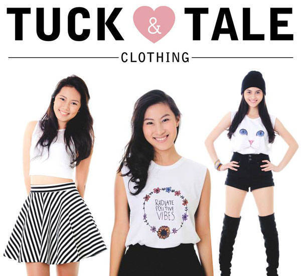 Tuck and Tale Clothing