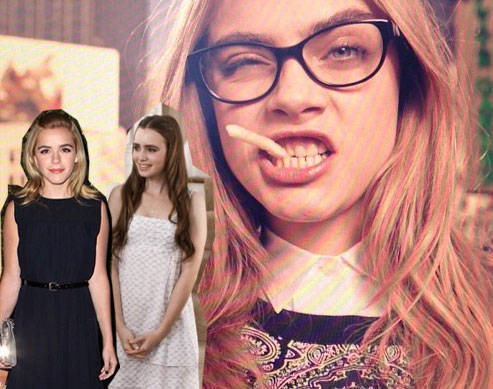 Our Style Icons Of The Moment: Cara Delevingne, Kiernan Shipka, Lily Collins, And More