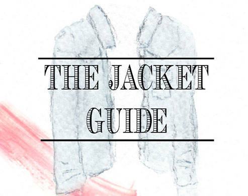 The Candy Girl's Guide To Jackets