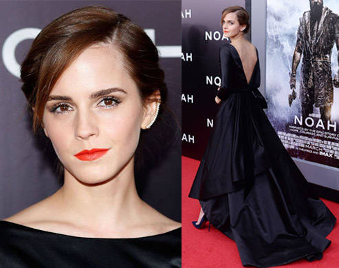 Emma Watson: Get Her Head-To-Toe Red Carpet Look