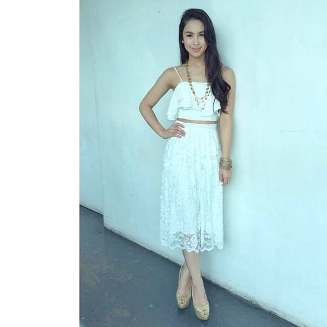 Julia Barretto, Kim Chiu, Liza Soberano, and 2 Other Stylish Girls This Week